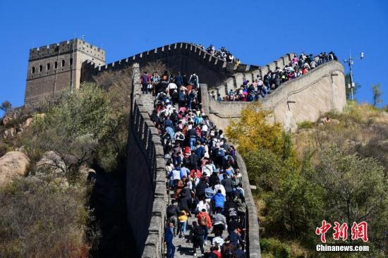 八达岭长城景区5月2日、3日门票已售罄