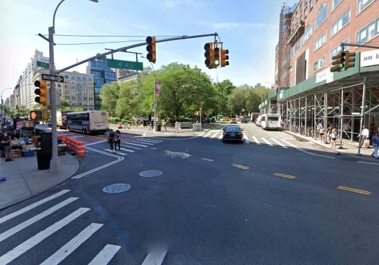 街角一景 图源谷歌地图