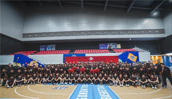 【精彩回顾】国际篮联迷你级教练员培训认证课程圆满结束