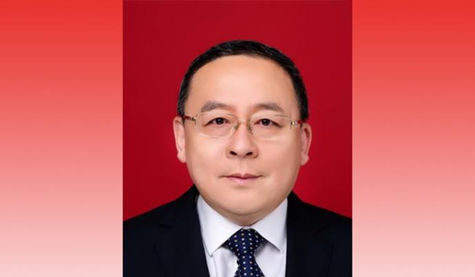 黑龙江省牡丹江市原市长王文力任七台河市委书记