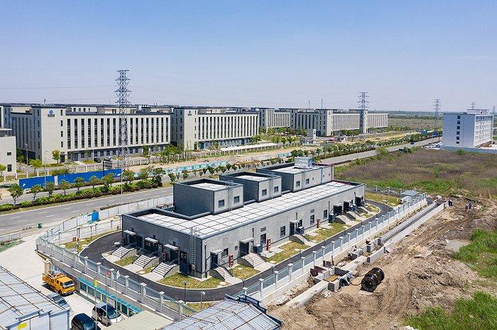三台主变齐投运,宁波电网助力前湾新区经济提速加码