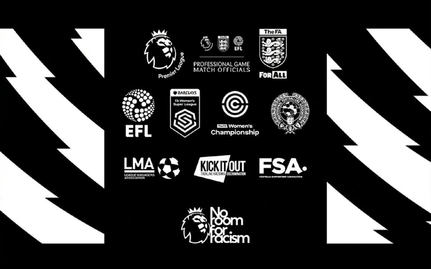 抵制网络暴力 英格兰足球社交媒体停更5天