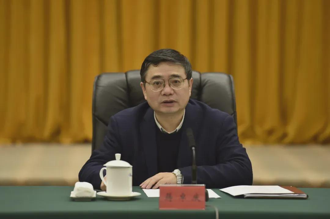 第八督导组与江西省委举行见面沟通会