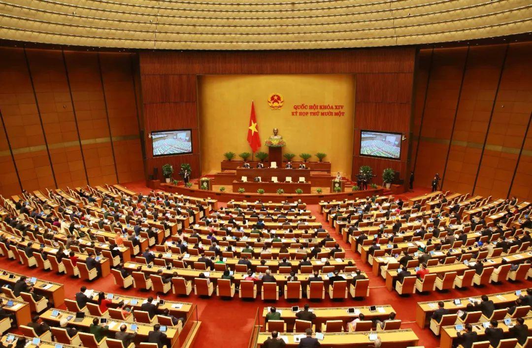 越南第十四届国会第十一次会议开幕。