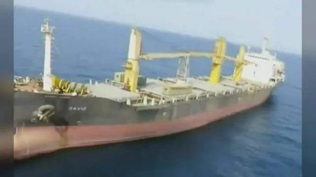 敏感时刻,伊朗的船被炸了