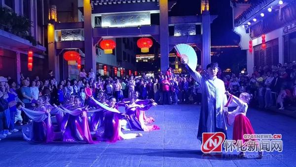 """黔阳古城""""三月三""""民俗文化节即将开启  系列活动精彩纷呈"""