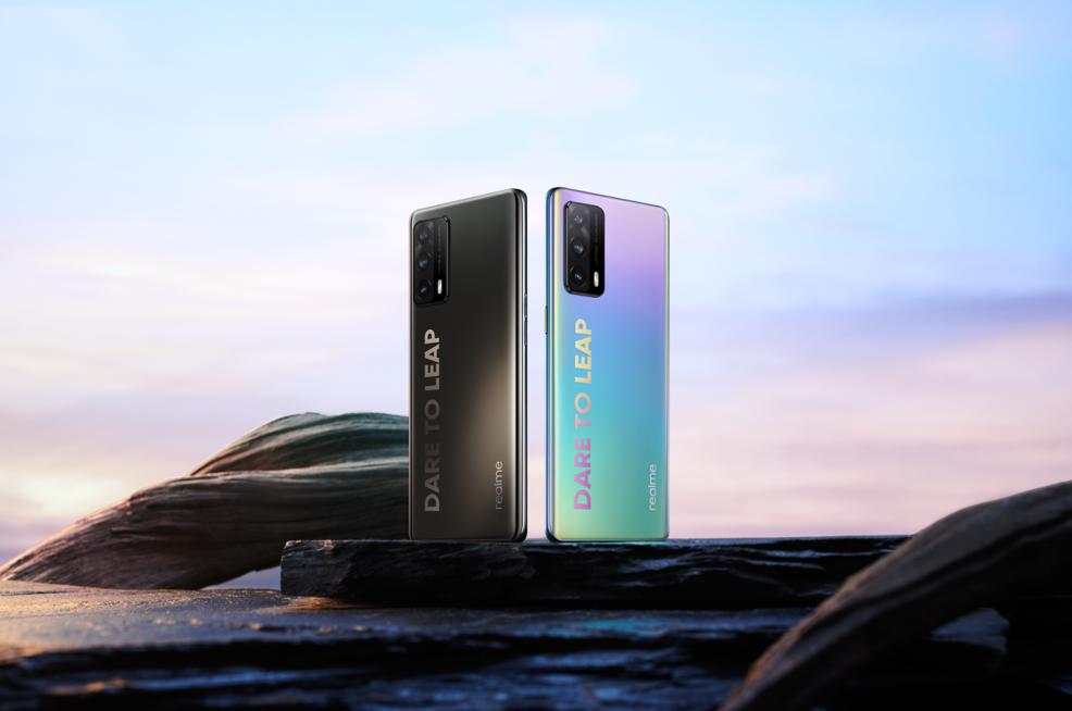轻薄曲面旗舰realme真我X7 Pro至尊版发布