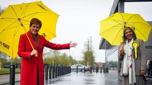 境外媒体:苏格兰民族党誓言再推独立公投