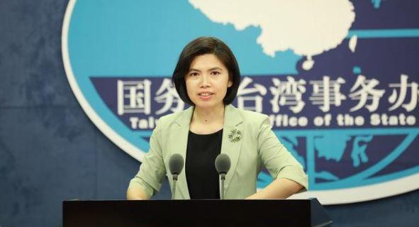 国台办发言人朱凤莲