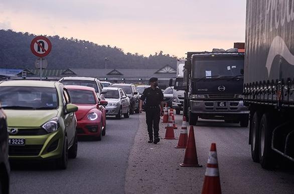 马来西亚今日起全国封锁 中国大使馆发提醒