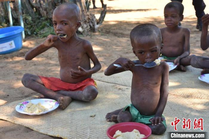 联合国呼吁关注马达加斯加南部饥荒风险