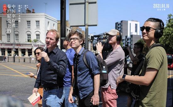 纪录片团队在海外拍摄。受访者供图