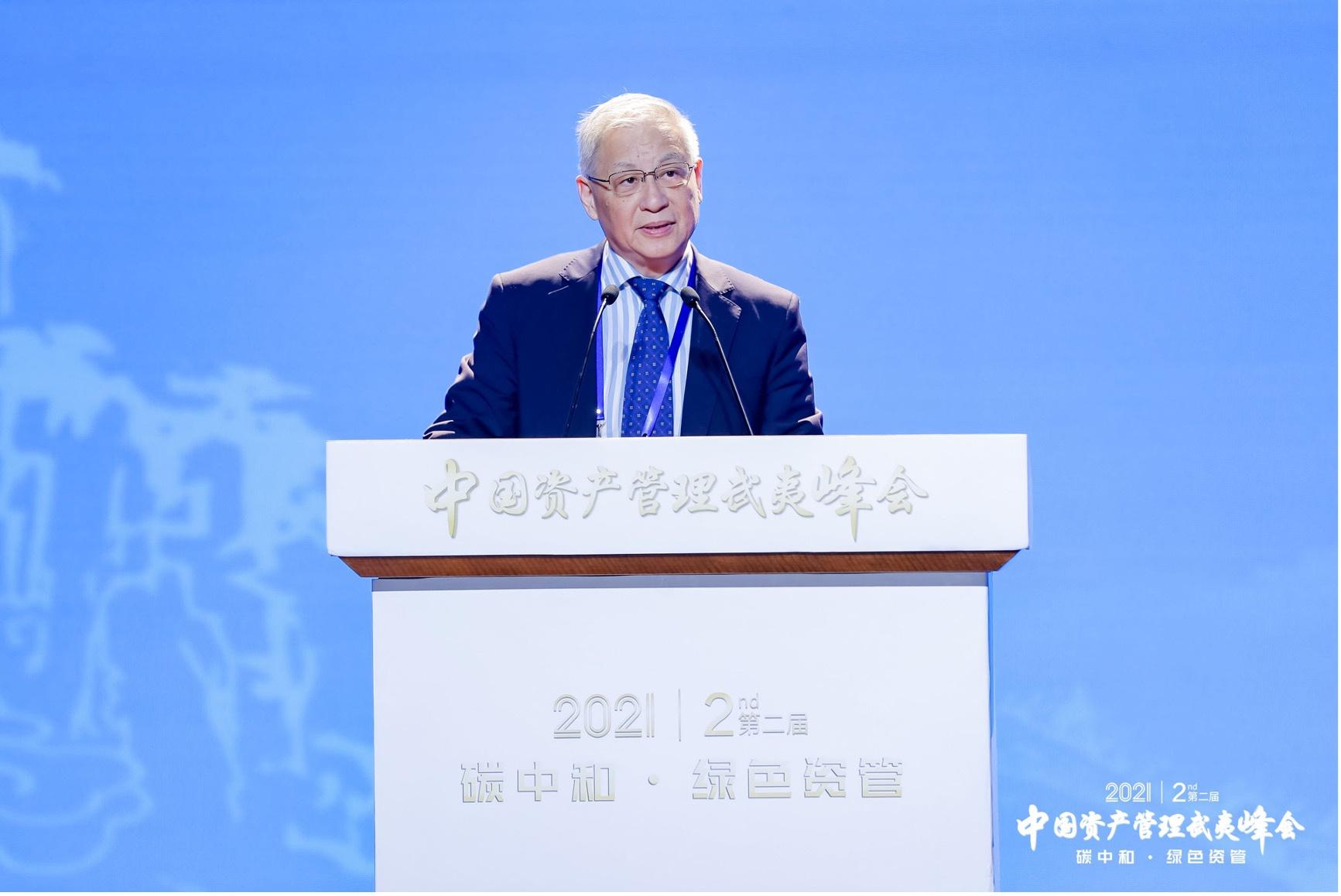 原中国银监会主席刘明康:低碳经济拐点已经到来,三大产业结构将进一步调整
