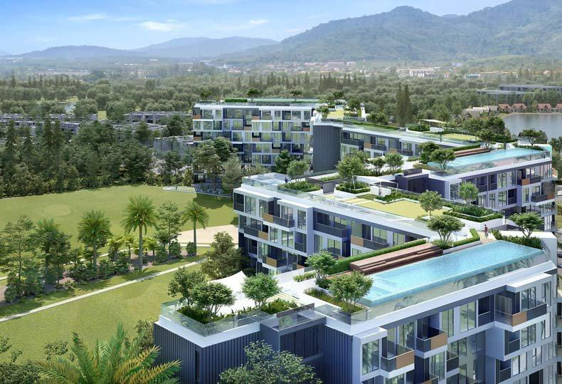 尊享泰国普吉岛乐古浪五星度假村设施,悦榕庄海天苑一线海景公寓仅70万元