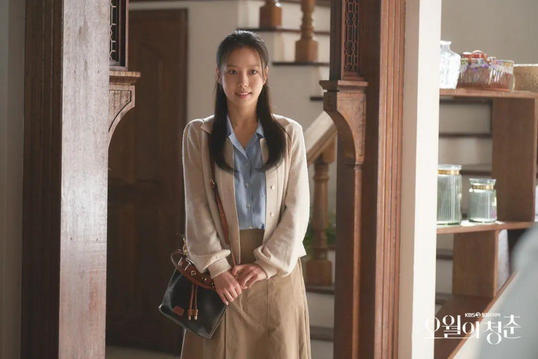 Face bump Kim min hee Korean drama atmosphere beauty + 1插图8