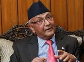 奥利第三次就任尼泊尔总理