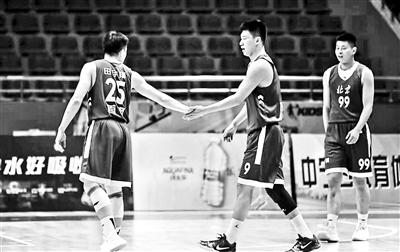 解立彬:北京男篮配得上晋级