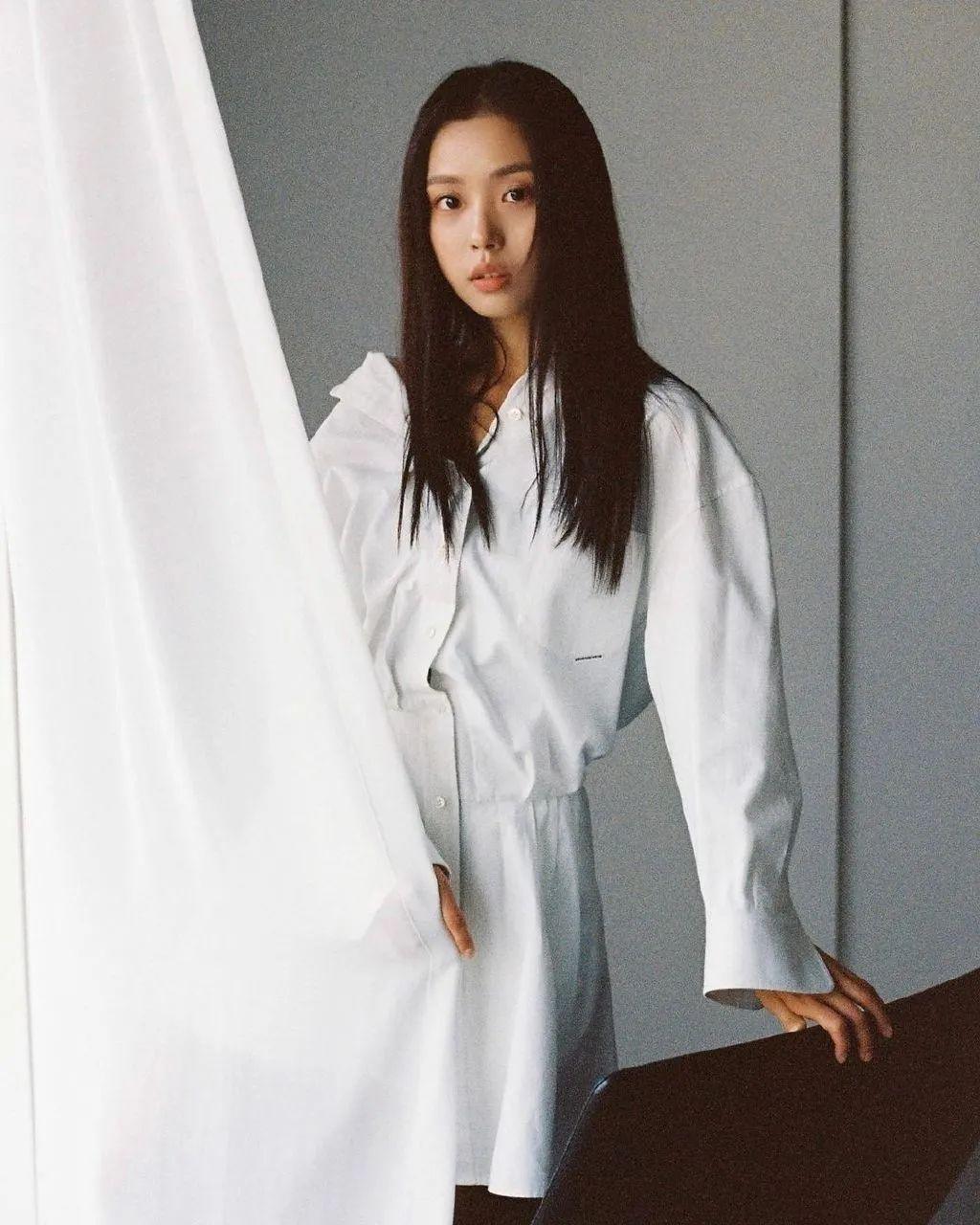 Face bump Kim min hee Korean drama atmosphere beauty + 1插图32