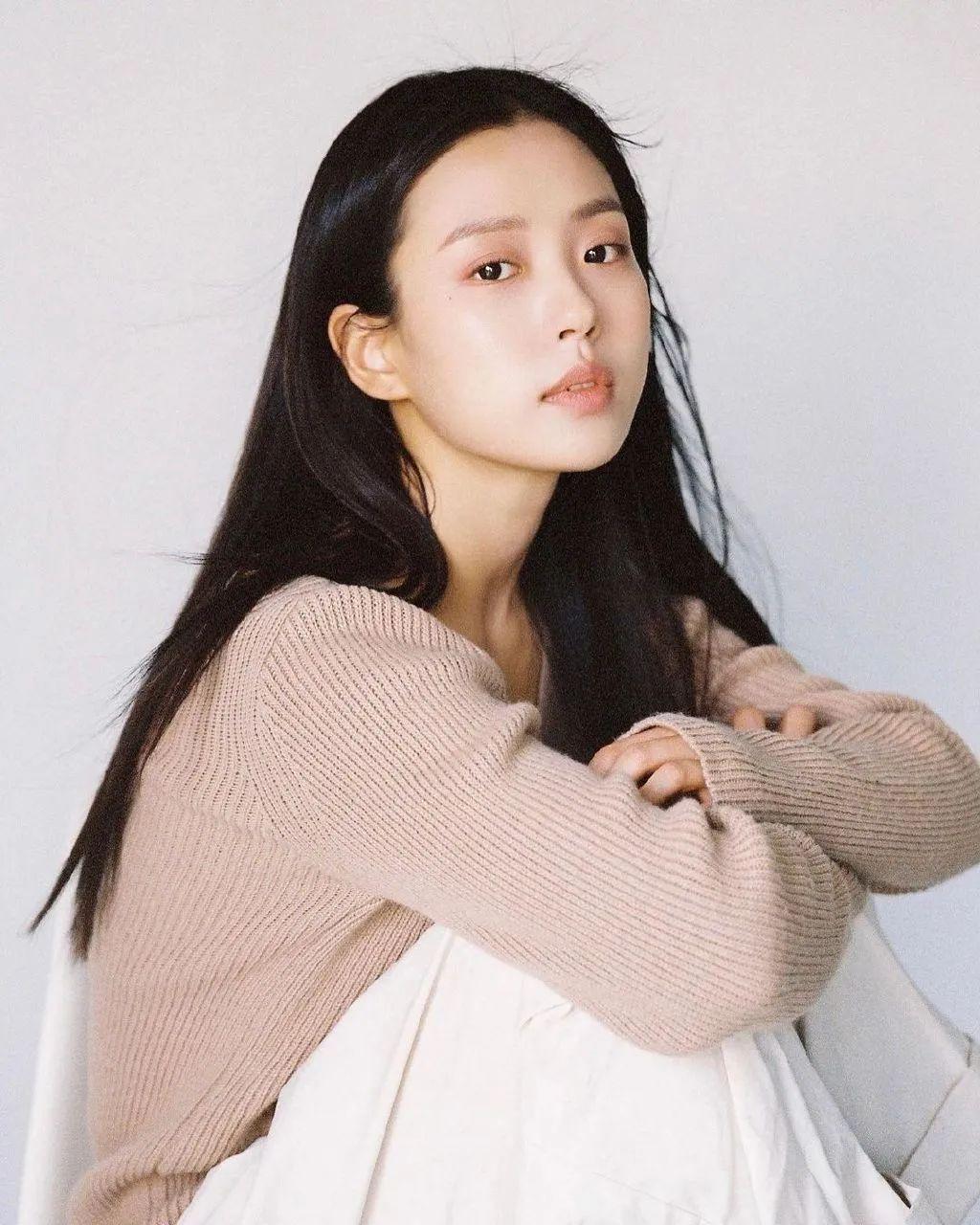 Face bump Kim min hee Korean drama atmosphere beauty + 1插图33