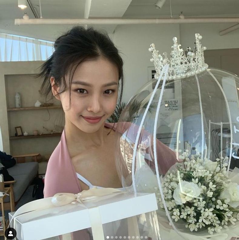 Face bump Kim min hee Korean drama atmosphere beauty + 1插图25