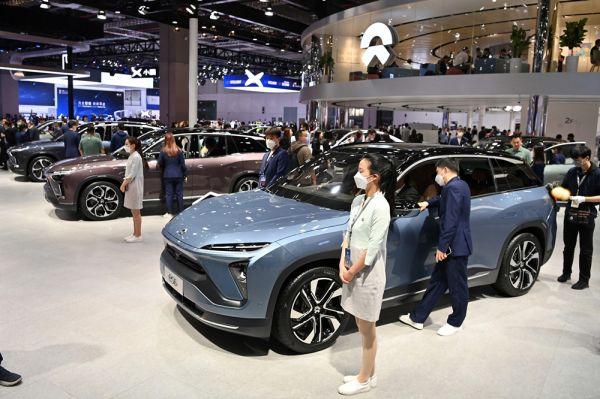 不谈性价比 就讲黑科技!中国电动汽车品牌纷纷进军欧洲