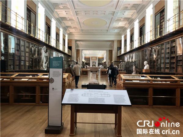 国际博物馆日迎来解封重启 大英博物馆再度向公众开放