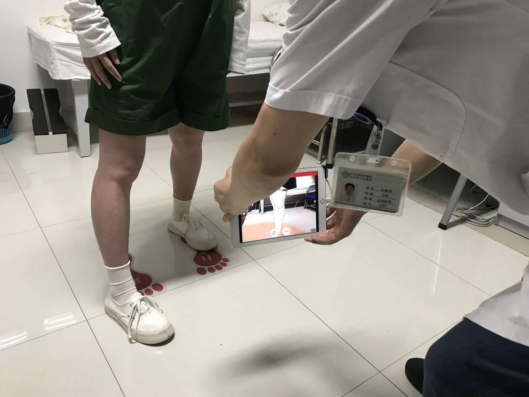 真·量体裁衣 西南首套国产智能压力衣制作系统在四川省人民医院上岗
