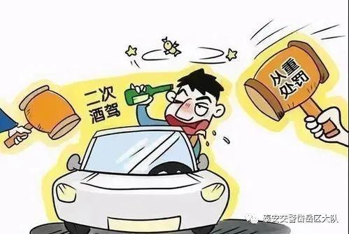 【二次酒驾曝光】一次酒驾不悔改 二次酒驾又被抓!
