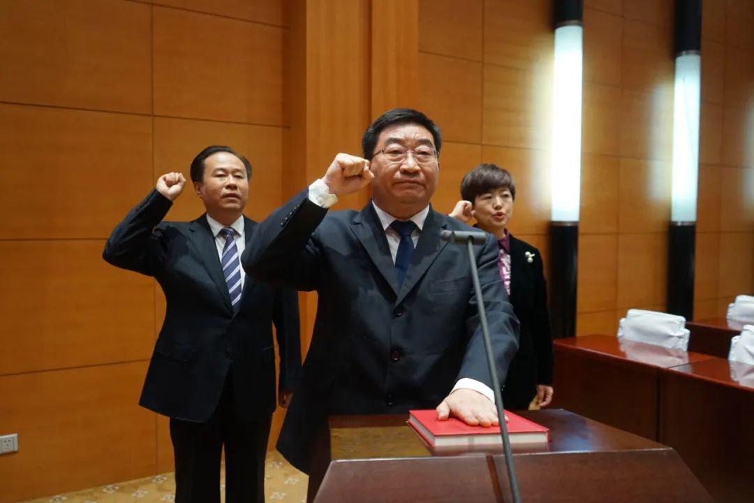 穆杰任滨州市副市长
