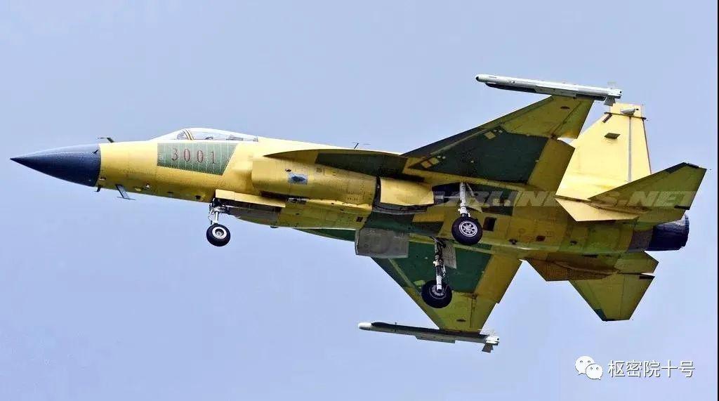 装有PL-10E的JF-17Block3型原型机