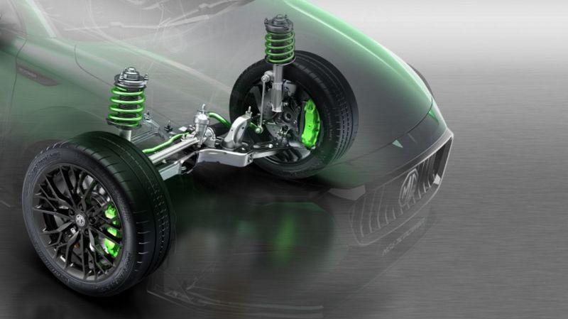 6秒破百/官方出品 MG6 XPOWER将于5月29日上市