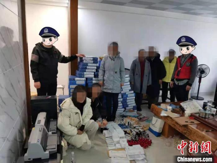 北海铁山港警方侦破一起暴力虚开发票案 金额达9.8亿元