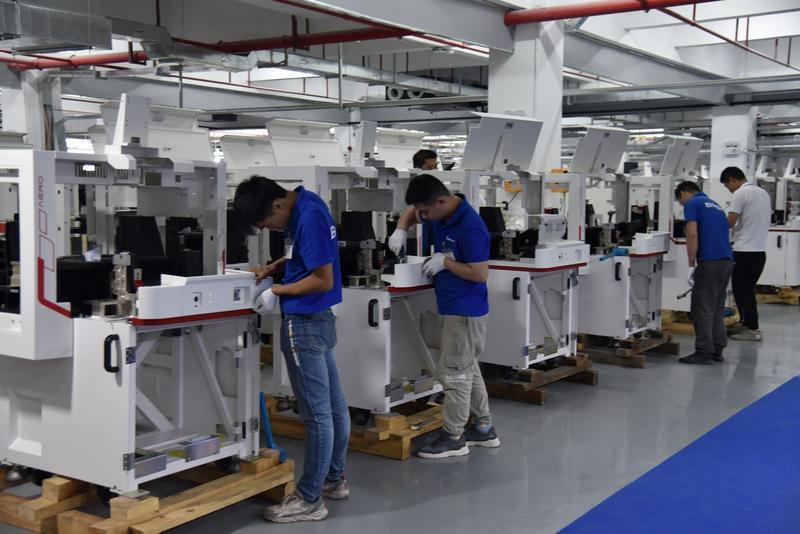 东莞横沥:银宝山新·湾区智造基地一期工程投产