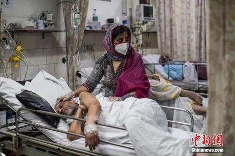 印度成全球第三个新冠死亡超30万国家 实际情况更糟?