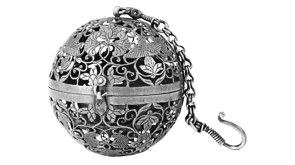 银花丝 中国银器美之大成
