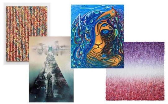 """""""艺术上海""""引入区块链合作伙伴  艺博会布局艺术与科技跨界新形态"""