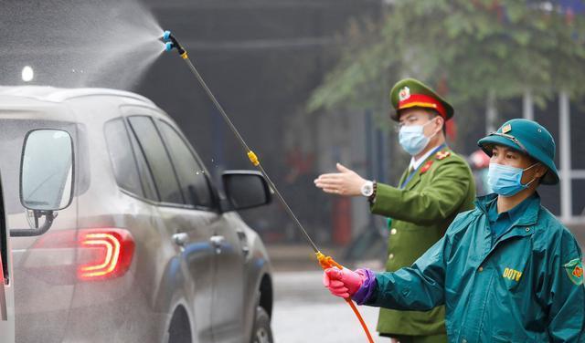 越南疫情蔓延27省市 政府称供应链和生产链受阻严重