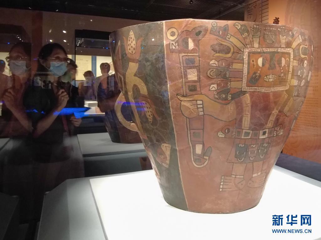 《秘境:秘鲁安第斯文明探源》展览亮相北京首都博物馆