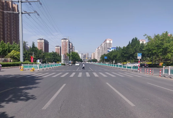 关于对高新区长江路段机动车不礼让行人的交通违法行为启用电子设备进行抓拍取证的公告