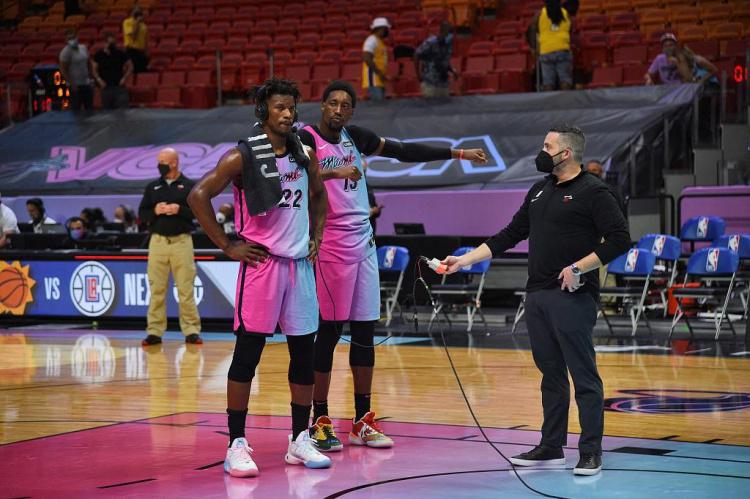 巴克利:这些来自迈阿密的男孩可能只会在封闭赛区中打球