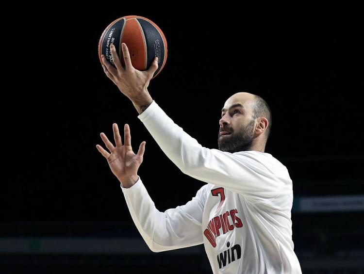 斯潘诺里斯确认重返希腊国家队 有机会在落选赛上与中国男篮交手