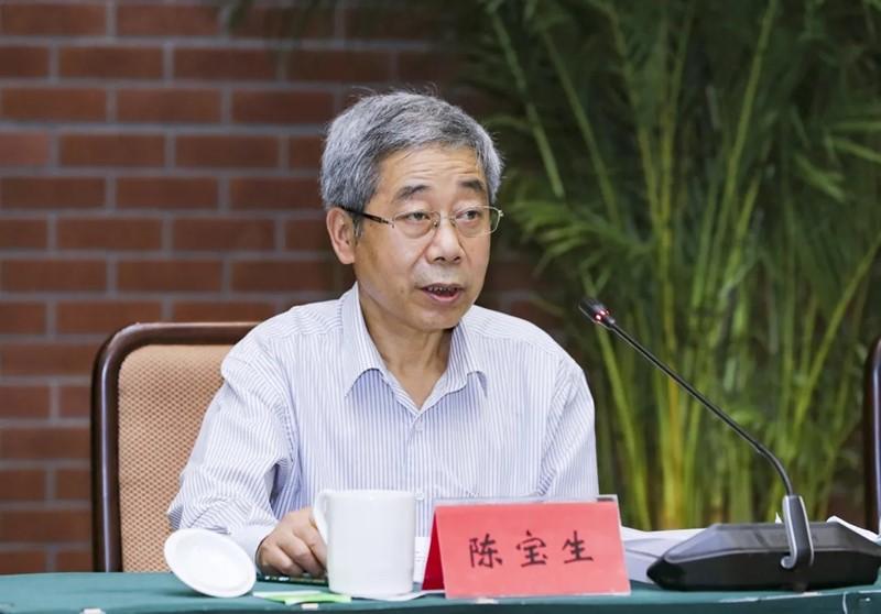 教育部部长陈宝生:深刻领悟教育初心使命 用好党史资源培养时代新人
