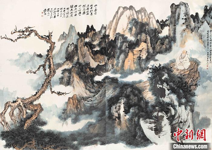 华艺国际北京春拍启幕 呈现25大专场近3000件艺术品