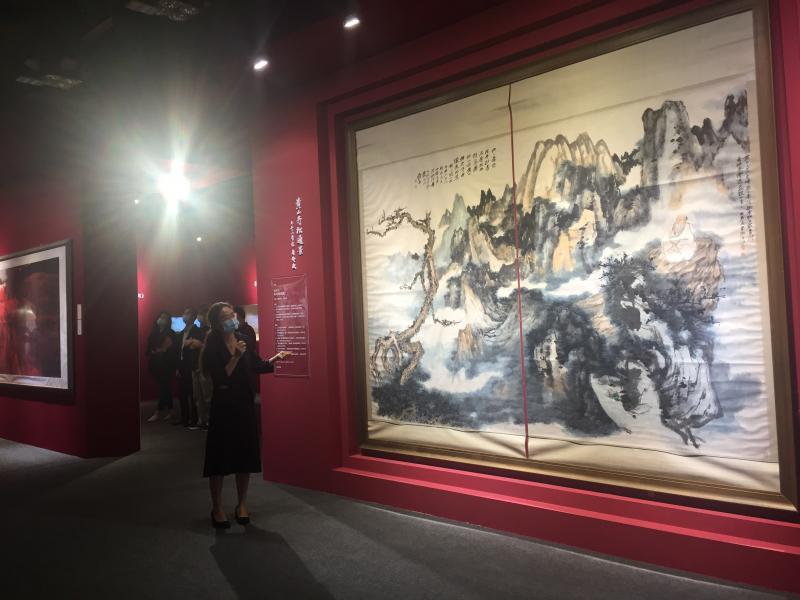 华艺国际北京春拍正式启幕:名家巨帙、石渠重宝、帝王御器汇集拍场