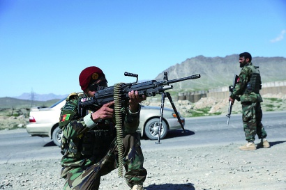 谁来填补阿富汗安全窟窿?
