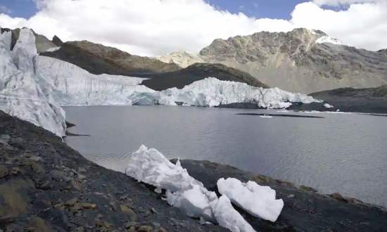 全球变暖导致更多冰川湖决口,数百万人将受到洪水威胁