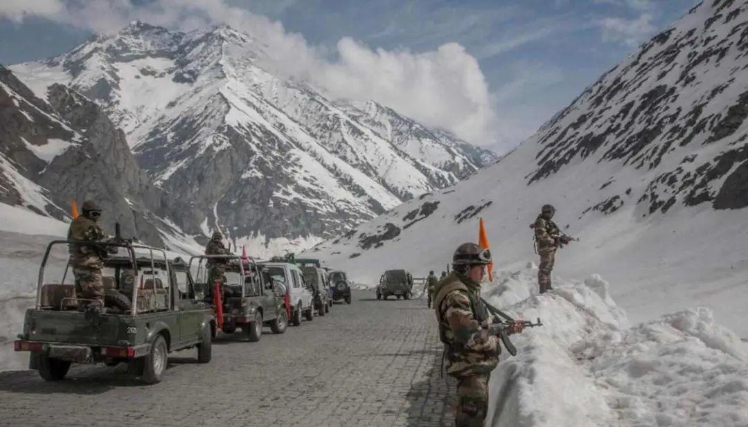 印媒:疫情袭来,中印前线的印军状态有变
