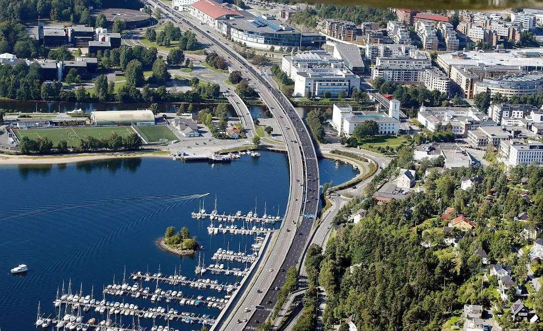 ●挪威奥斯陆贝鲁姆图源:网络