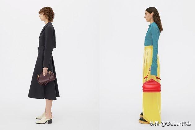 最刚好的尺寸:Bottega Veneta 新的尖尖包,而且名字很可爱