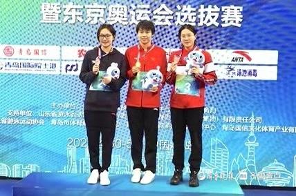 淄博小将杨浚瑄为五四青年节献礼